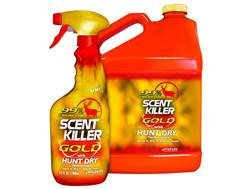 Wildlife Research Scent Killer Gold Gallon Scent Elimination Combo