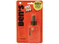 Ben's 100 95% Deet Insect Repellent Spray 1.25 oz
