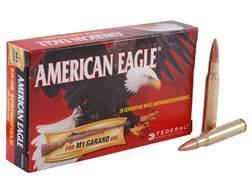 Federal American Eagle Ammunition 30-06 Springfield (M1 Garand) 150 Grain Full Metal Jacket