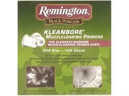 Remington Primers # 209 Muzzleloading