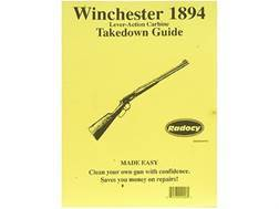 "Radocy Takedown Guide ""Winchester 1894"""