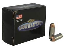 Doubletap Ammunition 10mm Auto 180 Grain Controlled Expansion Jacketed Hollow Point Box of 50