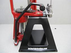 Inline Fabrication Short Ergo Roller Handle for Hornady Lock-N-Load AP Press