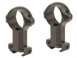 "Millett 1"" Angle-Loc Windage Adjustable Weaver-Style Rings Matte Extra-High"