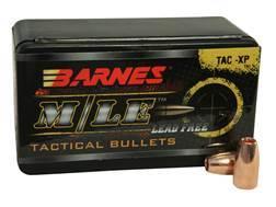 Barnes TAC-XP Bullets 9mm Luger (355 Diameter) 115 Grain Hollow Point Lead-Free Box of 40