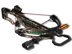 Barnett Raptor FX Crossbow Package with Red Dot Sight Realtree APG Camo