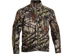 Under Armour Men's The Rut ColdGear Infrared Scent Control Jacket Polyester Mossy Oak Treestand Camo Large 42-44
