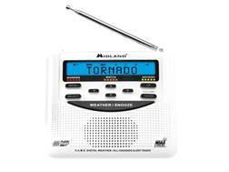 Midland WR-120 Desktop Weather Alert Radio
