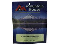 Mountain House Garden Green Peas Freeze Dried Food 2 Servings