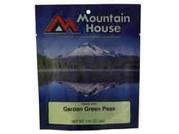 Mountain House Garden Green Peas Freeze Dried Food 2 Servings