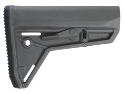 Magpul Stock MOE SL Collapsible Commercial Diameter AR-15, LR-308 Carbine Synthetic Stealth Gray