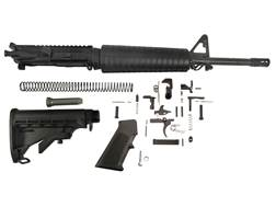 "Del-Ton Mid-Length Carbine Kit AR-15 5.56x45mm NATO 1 in 9"" Twist 16"" Heavy Contour Barrel"