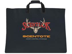 Scent-Lok Scentote Field Clothing Storage Bag Polyester Black