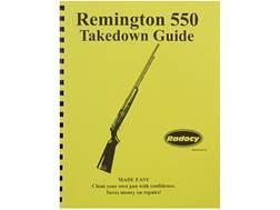 """Radocy Takedown Guide """"Remington 550"""""""