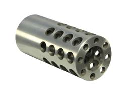 "Vais Muzzle Brake 7/8"" 458 Caliber 5/8""-32 Thread .875"" Outside Diameter x 2"" Length"