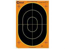 "Caldwell Orange Peel Targets 12""x18"" Self-Adhesive Silhouette Package of 100"