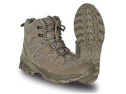 "Voodoo Tactical 6"" Tactical Boots Leather Desert Tan Men's 10-1/2 EE"