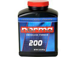 Norma 200 Smokeless Gun Powder 8 lb