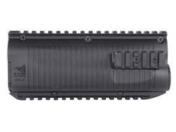 Mako Quad Rail Forend Benelli M4 Polymer Black