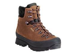 "Kenetrek Hardscrabble LT Hiker 7"" Waterproof Uninsulated Hiking Boots Leather and Nylon Brown Men's 9.5 E"