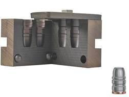 RCBS 2-Cavity Bullet Mold 44-300-SWC 44 Caliber (430 Diameter) 300 Grain Semi-Wadcutter Gas Check