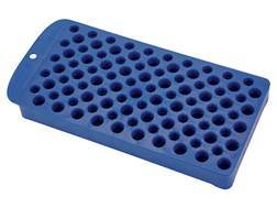Frankford Arsenal Universal Reloading Tray 50-Round Plastic Blue