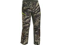 Under Armour Men's Speed Freak ColdGear Infrared Scent Control Pants Polyester Mossy Oak Treestand Camo 44 Waist