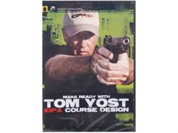 "Panteao ""Make Ready with Tom Yost: IDPA Course Design"" DVD"