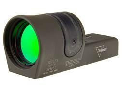 Trijicon RX34-C Reflex Sight 1x 42mm 4.5 MOA Dual-Illuminated Amber Dot Cerakote Olive Drab Green