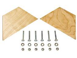 Lee Bench Plate Hardwood Base Blanks