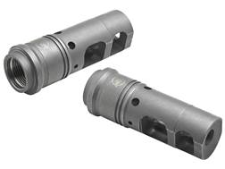 "Surefire SOCOM Muzzle Brake Suppressor Adapter LR-308 5/8""-24 Thread Steel Matte"