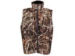 Drake Men's EST Waterproof Vest Polyester Realtree Max-4 Camo Medium