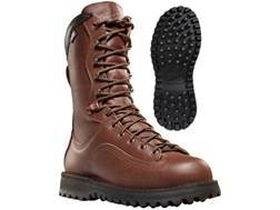 "Danner Trophy 10"" Waterproof 600 Gram Insulated Hunting Boots Leather and Nylon Brown Men's"