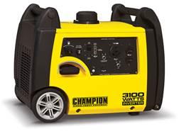 Champion 2800/3100 Watt Gas Powered Inverter  Generator