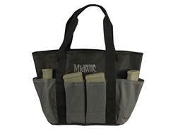MidwayUSA Tool and Ammo Range Bag PVC Coated Polyester Black and Gray