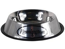 Remington Dog Food and Water Bowl Stainless Steel 64 oz