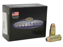 Doubletap Ammunition 40 Super 135 Grain Nosler Jacketed Hollow Point Box of 20