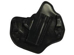 Bianchi Allusion Series 135 Suppression Tuckable Inside the Waistband Holster S&W M&P Shield Leather