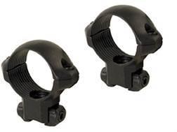 "Millett 1"" Angle-Loc Windage Adjustable Rings 3/8"" Grooved Receiver"