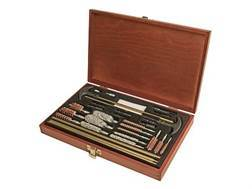 Outers 32-Piece Universal Cleaning Kit with Wooden Box