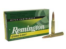 Remington Express Ammunition 7x64mm Brenneke 175 Grain Core-Lokt Soft Point Box of 20