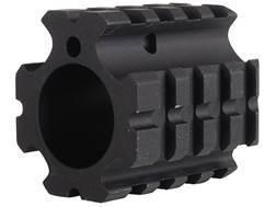 """DPMS Gas Block 4 Picatinny Rail AR-15, LR-308 Bull Barrel .936"""" Inside Diameter Aluminum Matte"""