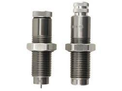 Lee Collet 2-Die Neck Sizer Set 7.5mm Schmidt-Rubin (7.5x55mm Swiss)
