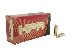 HPR HyperClean Ammunition 44 Remington Magnum 240 Grain Total Metal Jacket Box of 50