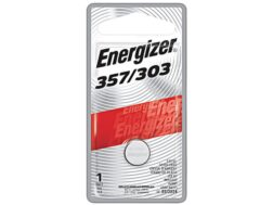 Energizer Battery 357 Silver Oxide
