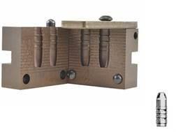 Saeco 2-Cavity Bullet Mold #307 30 Caliber (309 Diameter) 180 Grain Flat Nose Gas Check
