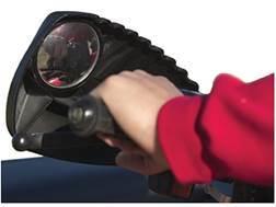 Kolpin ATV Handguard with Mirror Polymer Black - Blemished