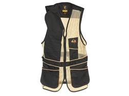 Browning Men's Deluxe Mesh Shooting Vest Right Handed Cotton