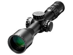 Steiner T5Xi Tactical Rifle Scope 34mm Tube 3-15x 50mm Low Profile Side Focus First Focal Plane Illuminated Special Competition Reticle Matte