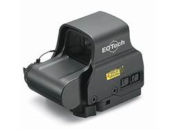 EOTech EXPS2-0 Holographic Weapon Sight 65 MOA Circle with 1 MOA Dot Reticle Matte CR123 Battery- Blemished